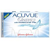 acuvue oasys with hydraclear boite de 6