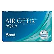 air optix aqua laboratoire ALCON boite de 6